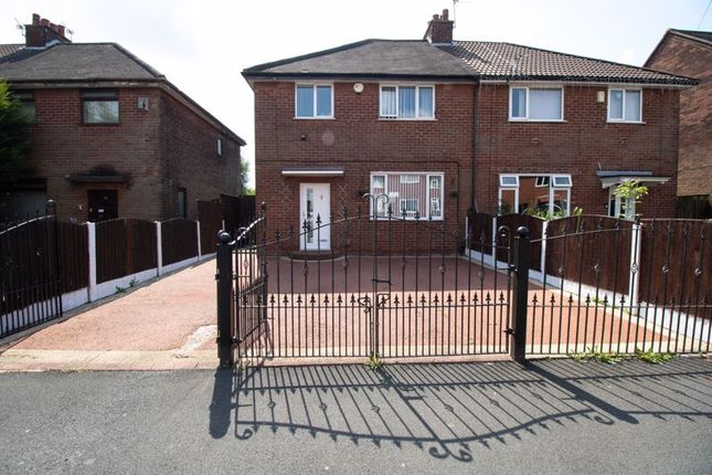 3 bed semi-detached house for sale in Windermere Road, Farnworth, Bolton BL4