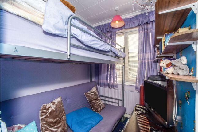 Bedroom Three of Jackson Avenue, Rochester ME1