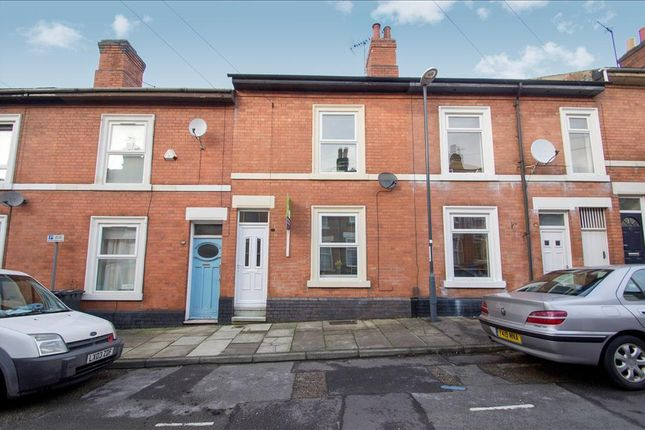 Thumbnail Terraced house to rent in Webster Street, Derby