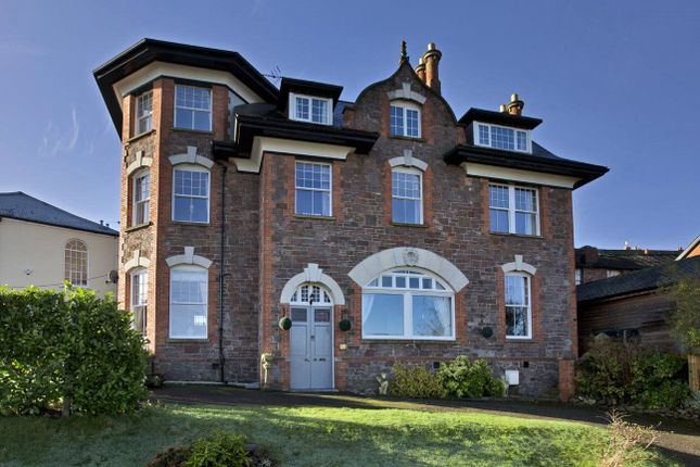 Thumbnail Detached house for sale in Union Road, Crediton