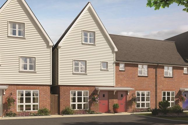 Thumbnail Property to rent in Farleigh Drive, Aylesbury