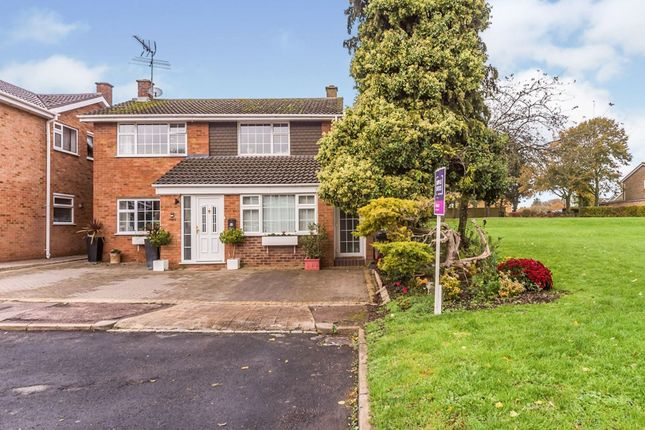 Thumbnail Detached house for sale in Marlborough Road, Stevenage