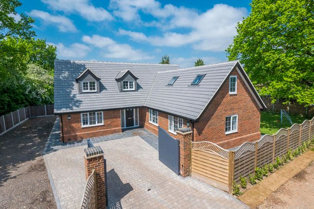 Thumbnail Detached house for sale in Leavenheath, Colchester, Suffolk