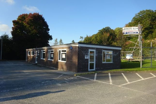 Thumbnail Commercial property to let in Moorswater, Liskeard