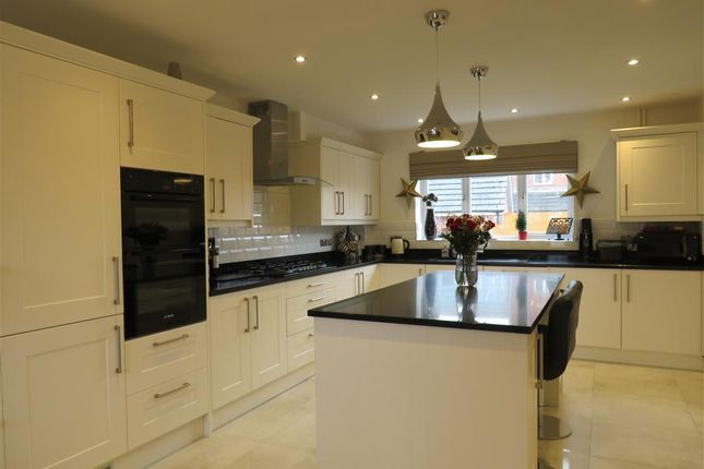 Thumbnail Detached house to rent in Blackbades Boulevard, Chase Meadow Square, Warwick