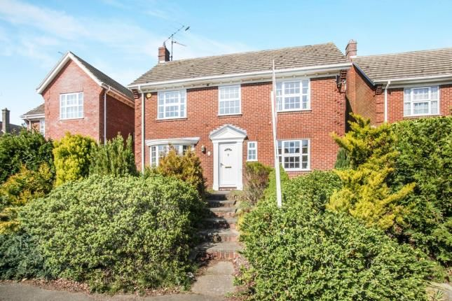 Thumbnail Detached house for sale in Ampthill Road, Maulden, Beds, Bedfordshire
