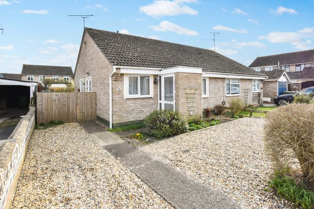 2 bed semi-detached bungalow for sale in Admirals Way, Thetford, Norfolk IP24