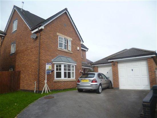 Thumbnail Property for sale in Grange Drive, Chorley