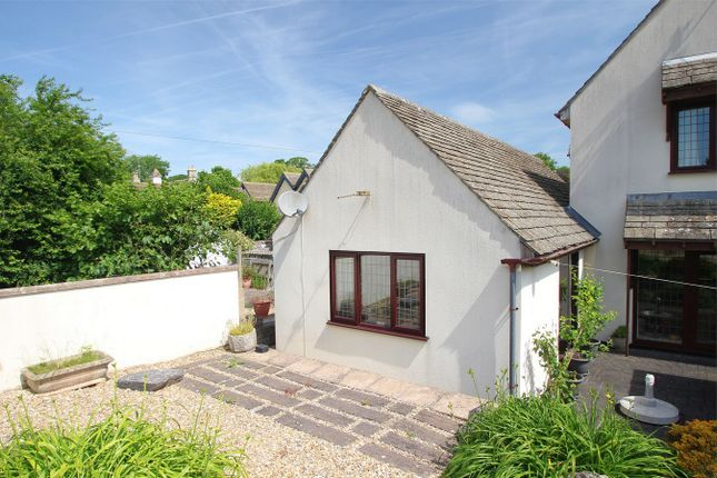 Thumbnail Semi-detached house to rent in High Street, Tormarton, Badminton, South Gloucestershire