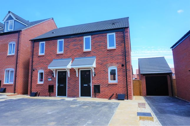 Thumbnail Semi-detached house for sale in 2 Crawley Way, Chellaston