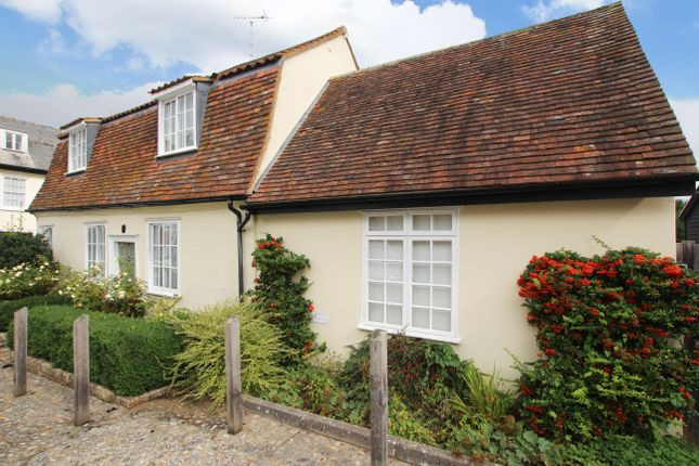 2 bed detached house for sale in High Street, Linton, Cambridge CB21