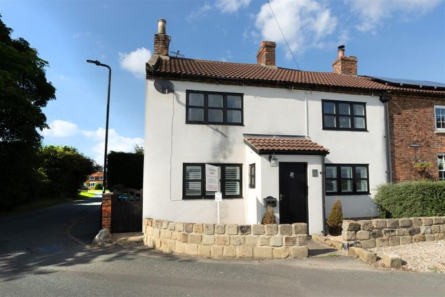 Thumbnail Semi-detached house for sale in Silver Street, Scruton, Northallerton