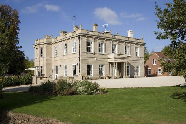 Thumbnail Detached house for sale in Fillongley, Warwickshire CV7.