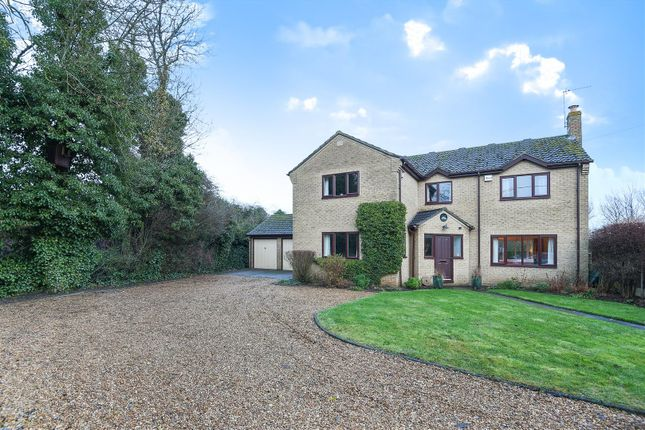 4 bed detached house for sale in High Street, Bury, Ramsey, Huntingdon