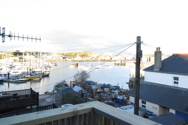 Thumbnail Terraced house to rent in Clovelly View, Turnchapel, Plymouth, Devon