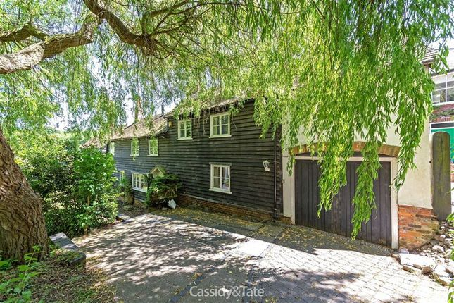 Thumbnail Detached house to rent in Lower Gustard Wood, Wheathampstead, Hertfordshire