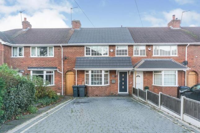 Thumbnail Terraced house for sale in Sladepool Farm Road, Birmingham, West Midlands