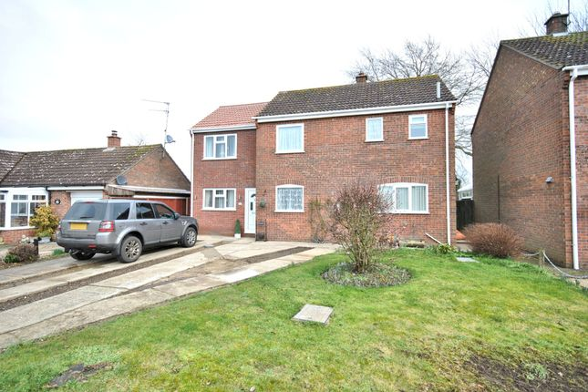 Thumbnail Detached house for sale in Birch Road, Gayton, King's Lynn