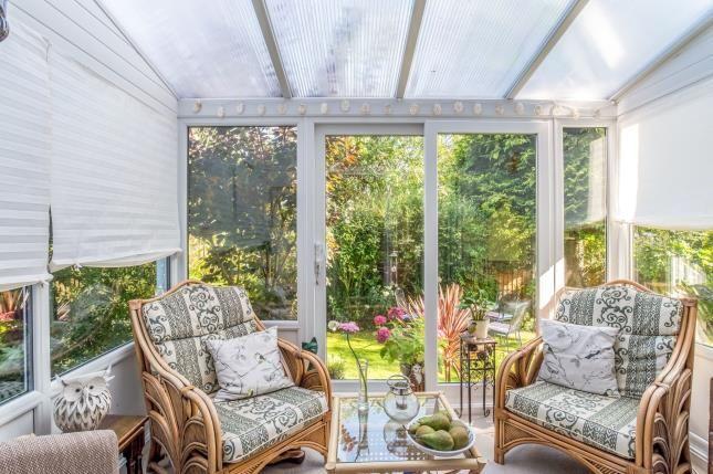 Conservatory of Sylvan Road, Rainham, Gillingham, Kent ME8