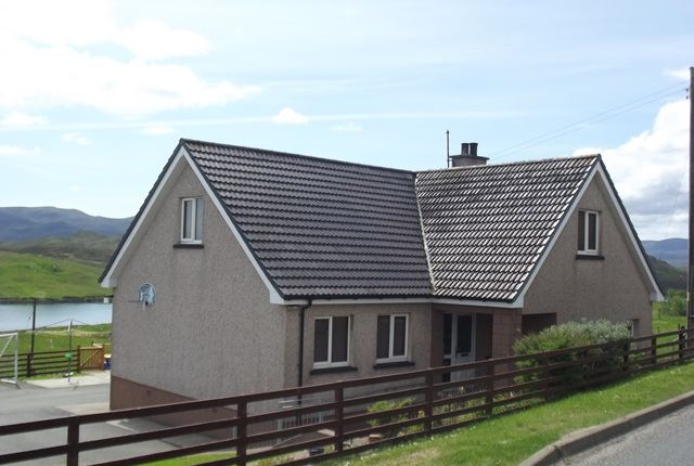 Thumbnail Detached house for sale in Balallan, Isle Of Lewis