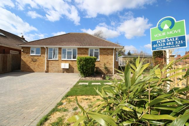Thumbnail Bungalow for sale in Valley Road, Newhaven