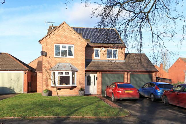 Thumbnail Property for sale in Tadorna Drive, Stirchley, Telford