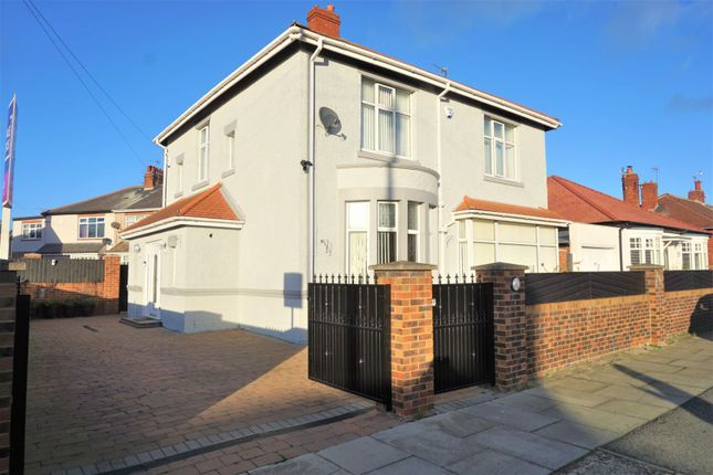 4 bed detached house for sale in St. Peters Avenue, South Shields NE34