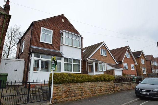Thumbnail Detached house for sale in Ingram Road, Bulwell, Nottingham