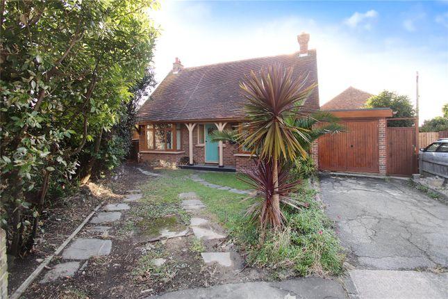 Thumbnail Bungalow for sale in Seaton Road, Wick, Littlehampton