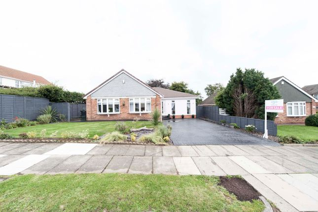 Thumbnail Bungalow for sale in Parklands Way, Hartlepool