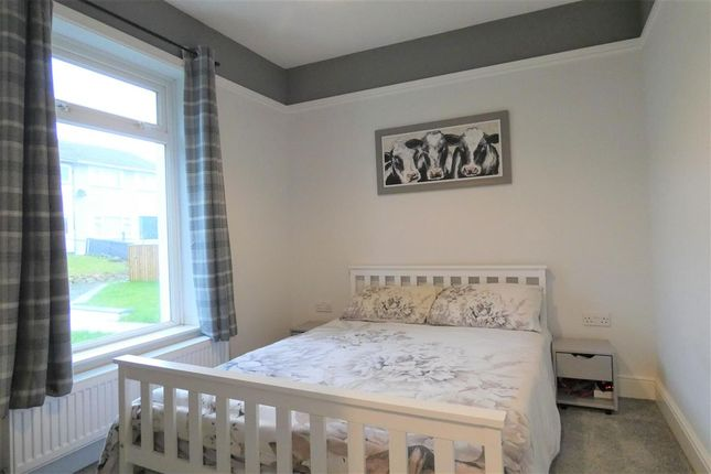 Bedroom of West Street, Rosemarket, Milford Haven SA73