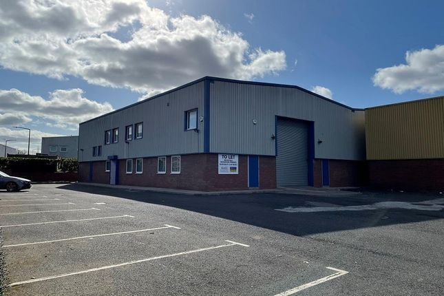 Thumbnail Light industrial to let in Unit 1A Junction Two Industrial Estate, Demuth Way, Oldbury