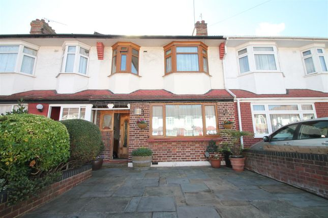 Thumbnail Terraced house for sale in Mitchell Road, Palmers Green, London