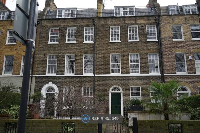Thumbnail Flat to rent in Kennington Park Rd, London