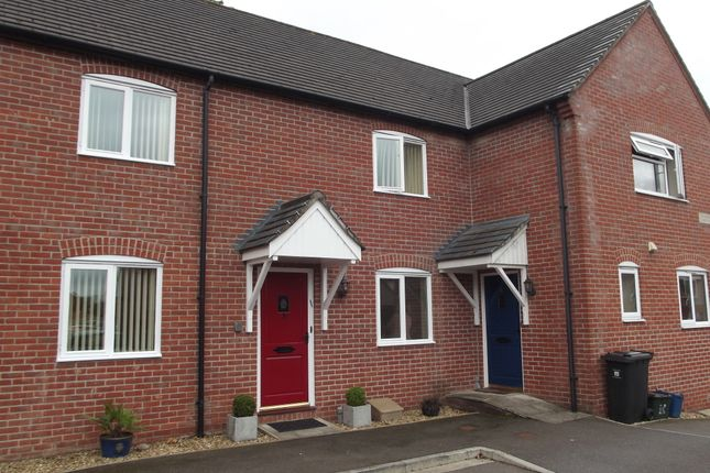 Thumbnail Terraced house to rent in Millwey Court, Axminster, Devon
