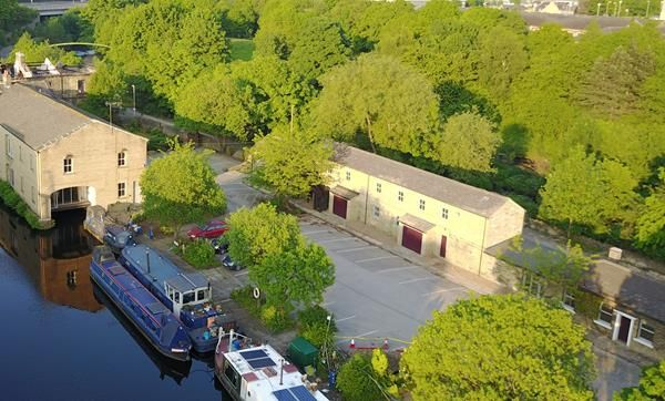 Thumbnail Office to let in Suite 1 The Stable Block, Elland Wharf, Gas Works Lane, Elland