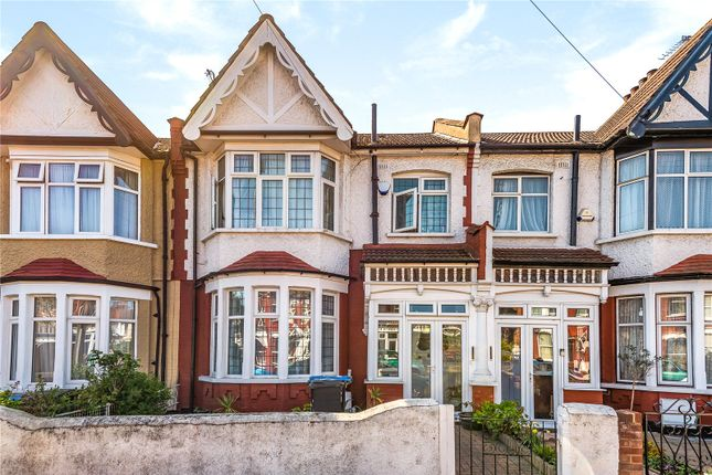 Thumbnail Terraced house for sale in Melbourne Avenue, Palmers Green, London