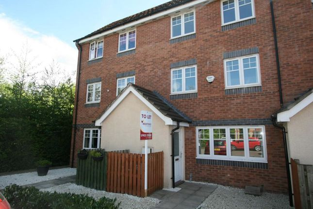 Thumbnail Town house to rent in Oberon Grove, Wednesbury