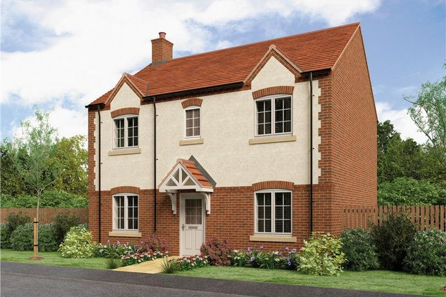 "Thumbnail Detached house for sale in ""Buchan"" at Gorsey Lane, Wythall, Birmingham"