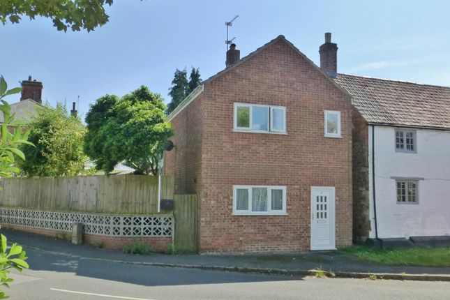 Thumbnail Detached house to rent in Ashwell Road, Whissendine, Oakham