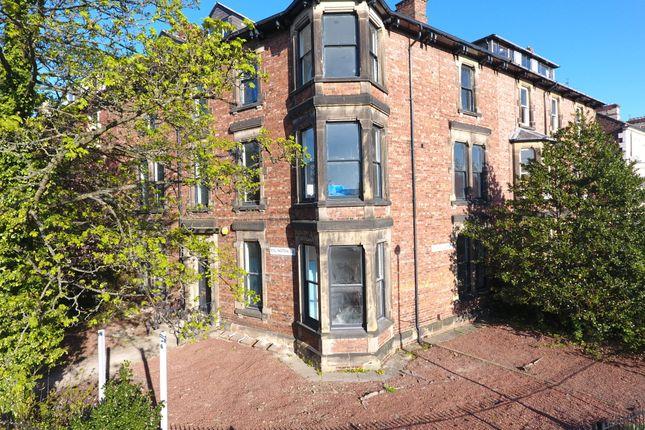 Thumbnail Flat to rent in Eslington Road, Jesmond