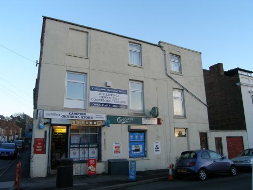 Thumbnail Flat to rent in Campion Terrace, Leamington Spa