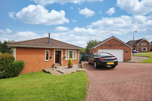 Thumbnail Detached bungalow for sale in Gallacher Green, Deer Park, Livingston