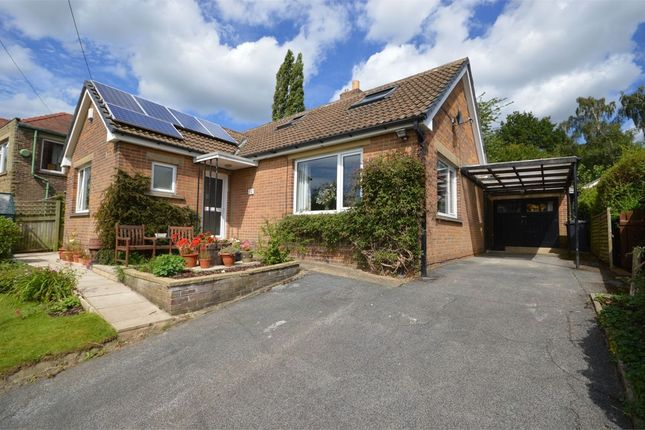 Thumbnail Detached bungalow for sale in Woodsome Drive, Fenay Bridge, Huddersfield