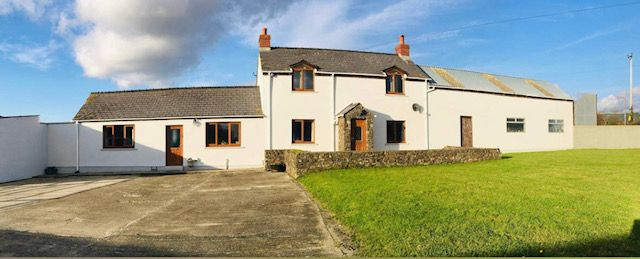 Thumbnail Detached house to rent in Moorland Road, Haverfordwest