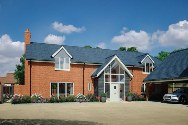 Detached house for sale in Endless Street, Salisbury, Wiltshire