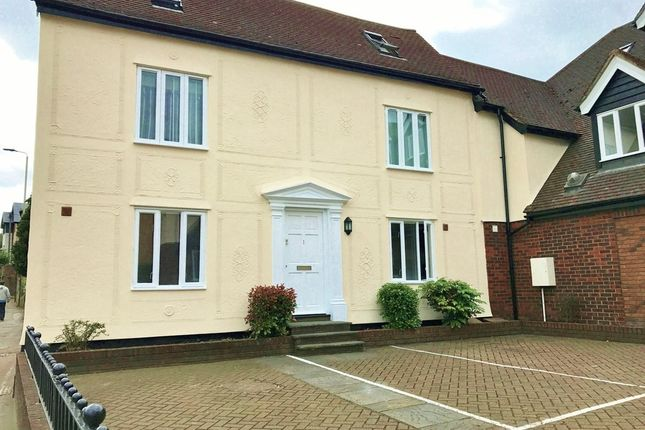 Thumbnail Link-detached house for sale in Dunmow Road, Bishop's Stortford