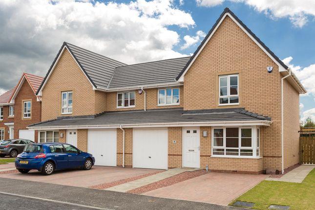 "Thumbnail Semi-detached house for sale in ""Balvenie"" at Coltswood Road, Coatbridge"