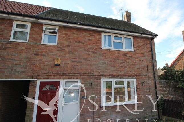 2 bed end terrace house to rent in Kilnwick Avenue, Hull HU5