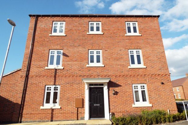 Thumbnail Property to rent in Wyvil Close, Ashby-De-La-Zouch